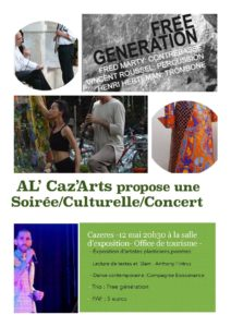 12 Mai 2017 – Bruissonance à Cazères